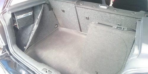 Removable Subwoofer Box