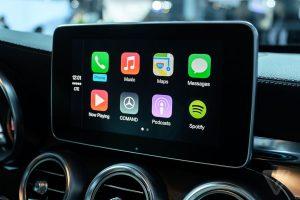 Wireless Apple CarPlay for Mercedes