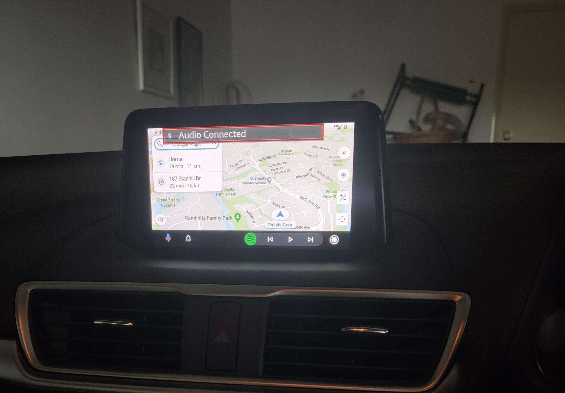 Mazda Carplay Activation